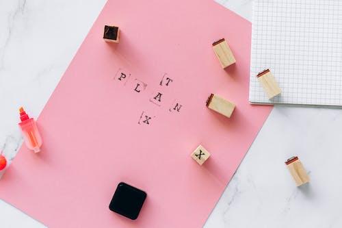 Plan Tax On Pink Paper