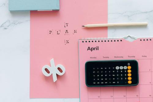 Immagine gratuita di aprile, business, calcolatrice