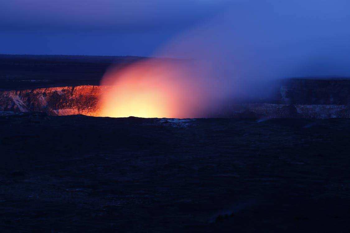 Kostenloses Stock Foto zu abend, feuer, flammen