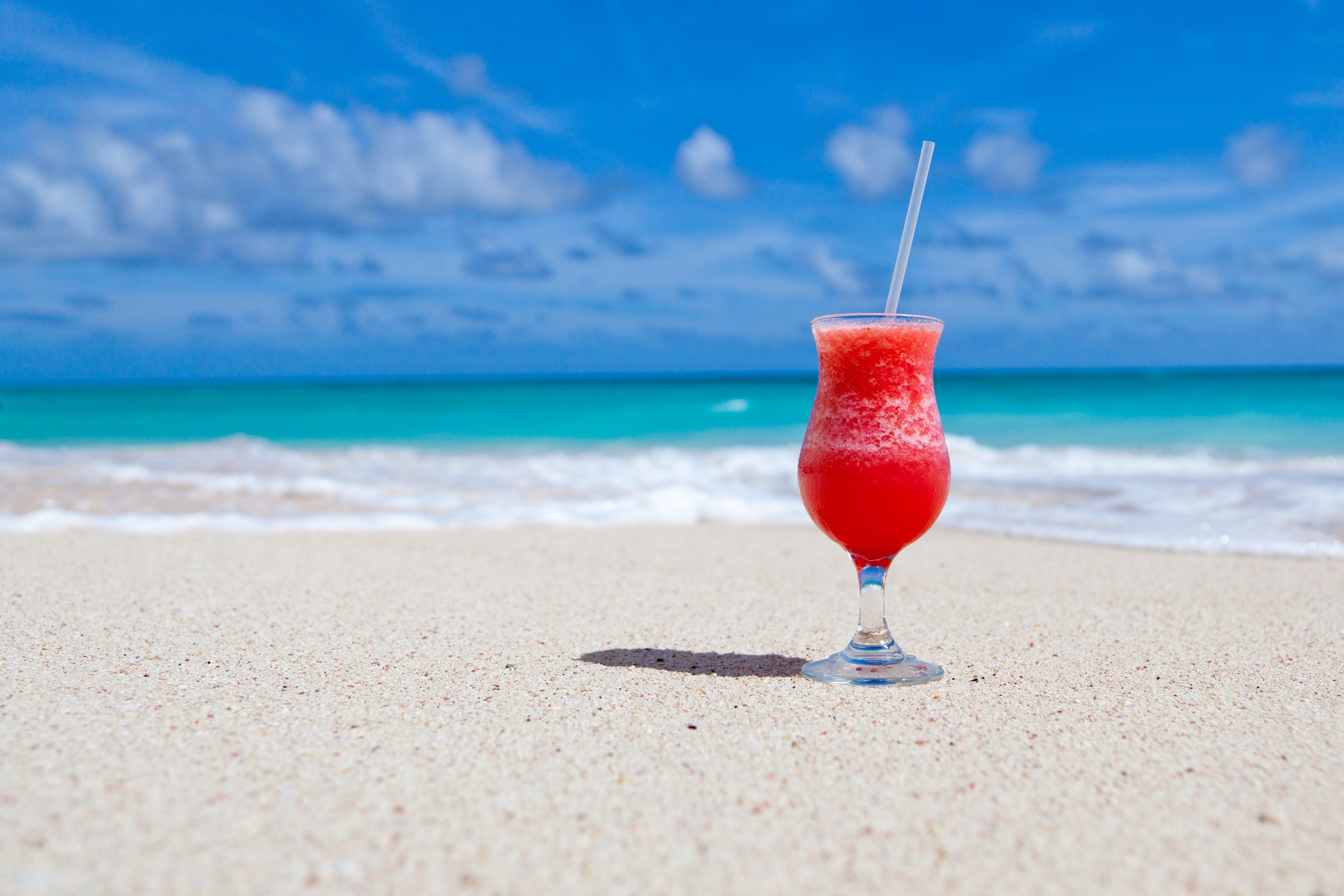 Kostenloses Stock Foto zu cocktail, erfrischung, ferien, frucht