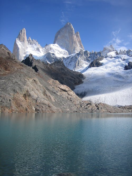 Kostenloses Stock Foto zu berg, felsiger berg, natur, schnee