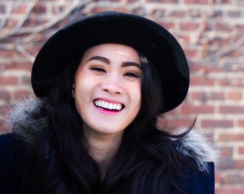 Kostnadsfri bild av flicka, hatt, kvinna, lady