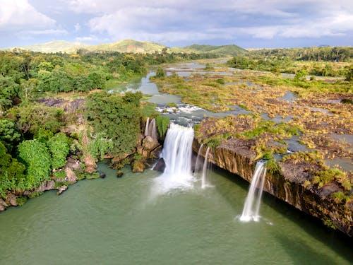 Imagine de stoc gratuită din apă curgătoare, cascada dray nur, cascade