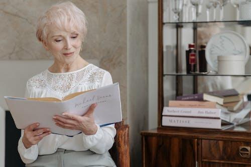 Immagine gratuita di anziano, artista, capelli bianchi