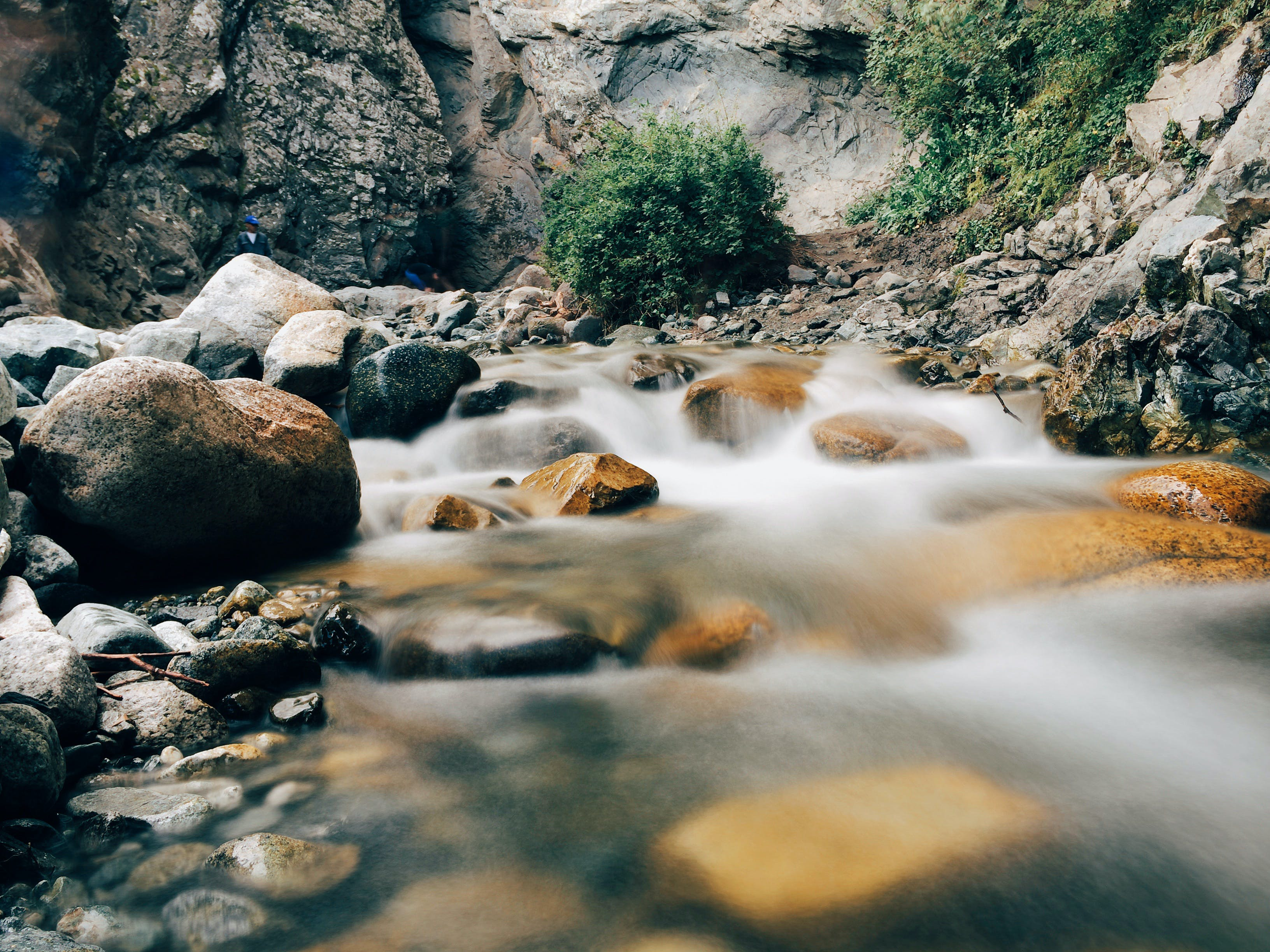 Free stock photo of landscape, nature, rocks, creek