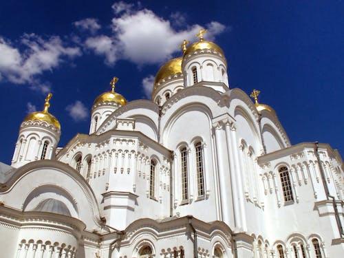 大教堂, 天空, 建築, 建造 的 免費圖庫相片