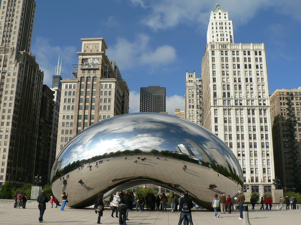 Free stock photo of chicago, usa