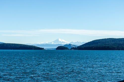 Fotobanka sbezplatnými fotkami na tému HD tapeta, krajina, modrá, more