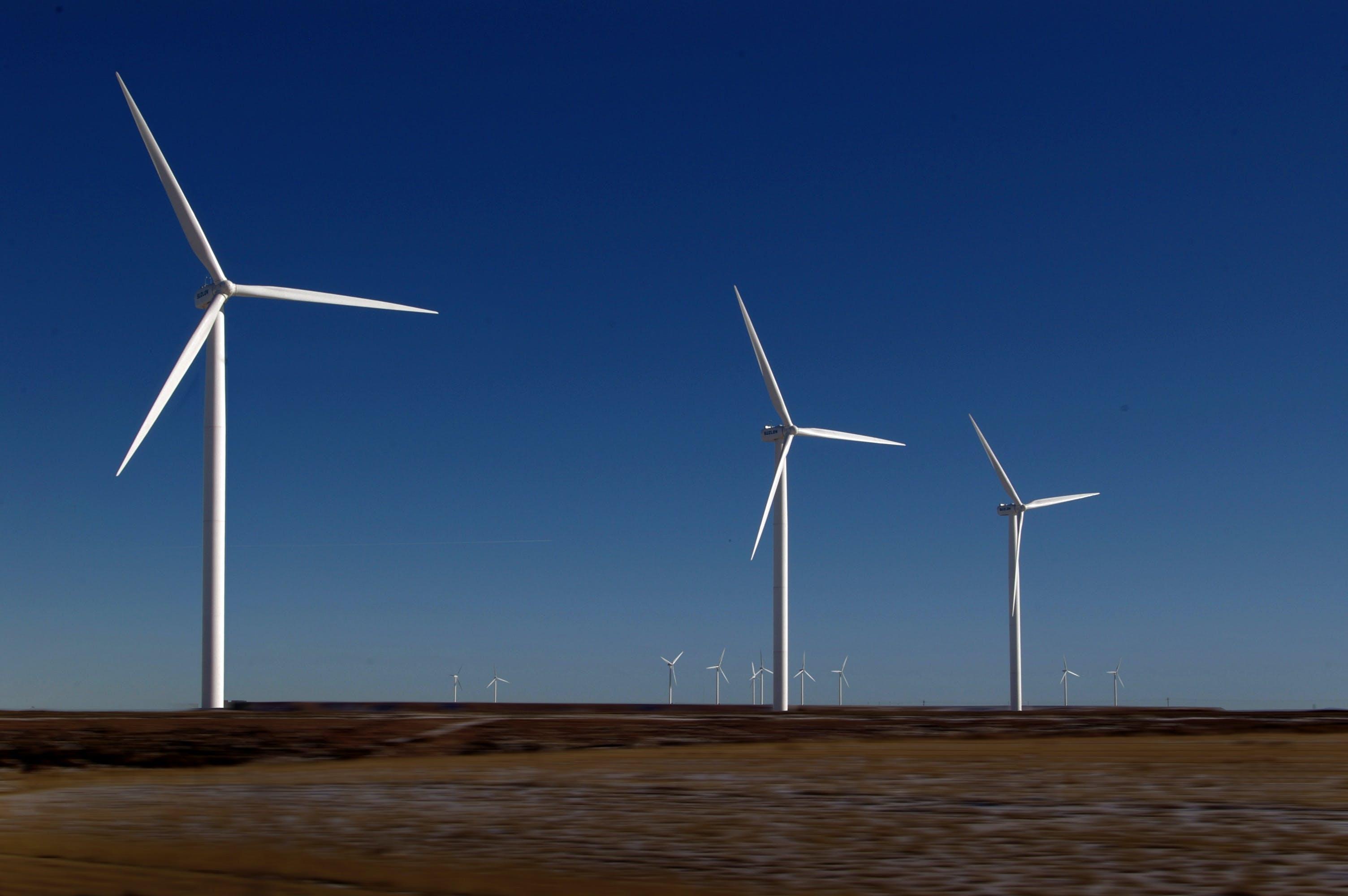Kostenloses Stock Foto zu alternative, alternative energie, außerorts, draußen
