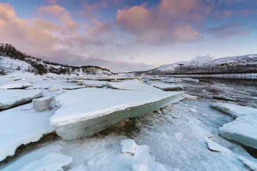 mavic無人機, 俄羅斯自然, 冬天的背景 的 免費圖庫相片