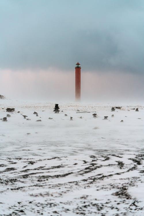Kostenloses Stock Foto zu arktische landschaft, arktische natur, copter