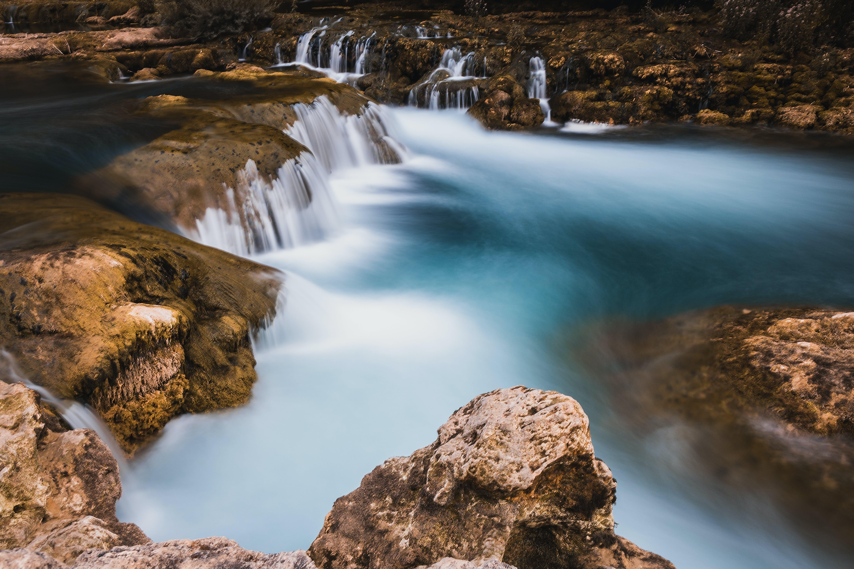 acqua, acqua azzurra, ambiente