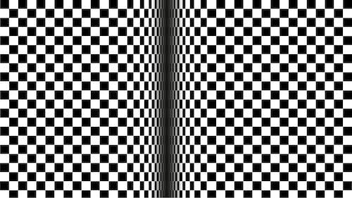 Free stock photo of balck, op art, optical illusion