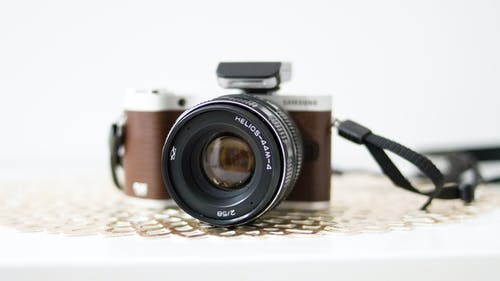 Free stock photo of analog, camera, helios, lenses