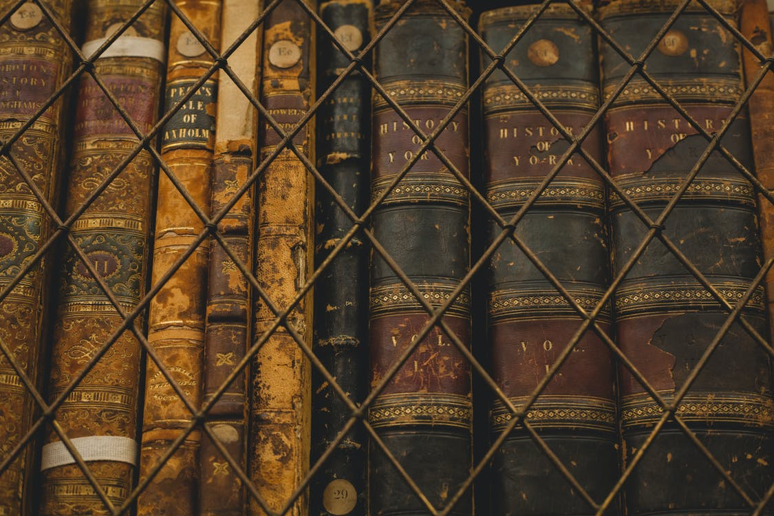 library, museum, old book