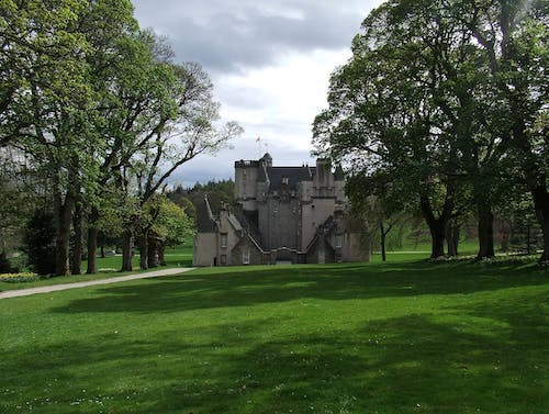 Free stock photo of castle fraser aberdeenshire, scotland castles buildings
