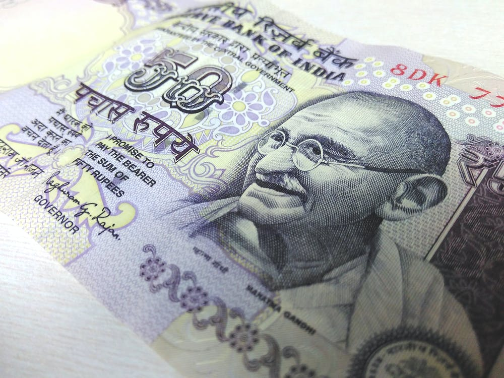 Indian Currency @pexels