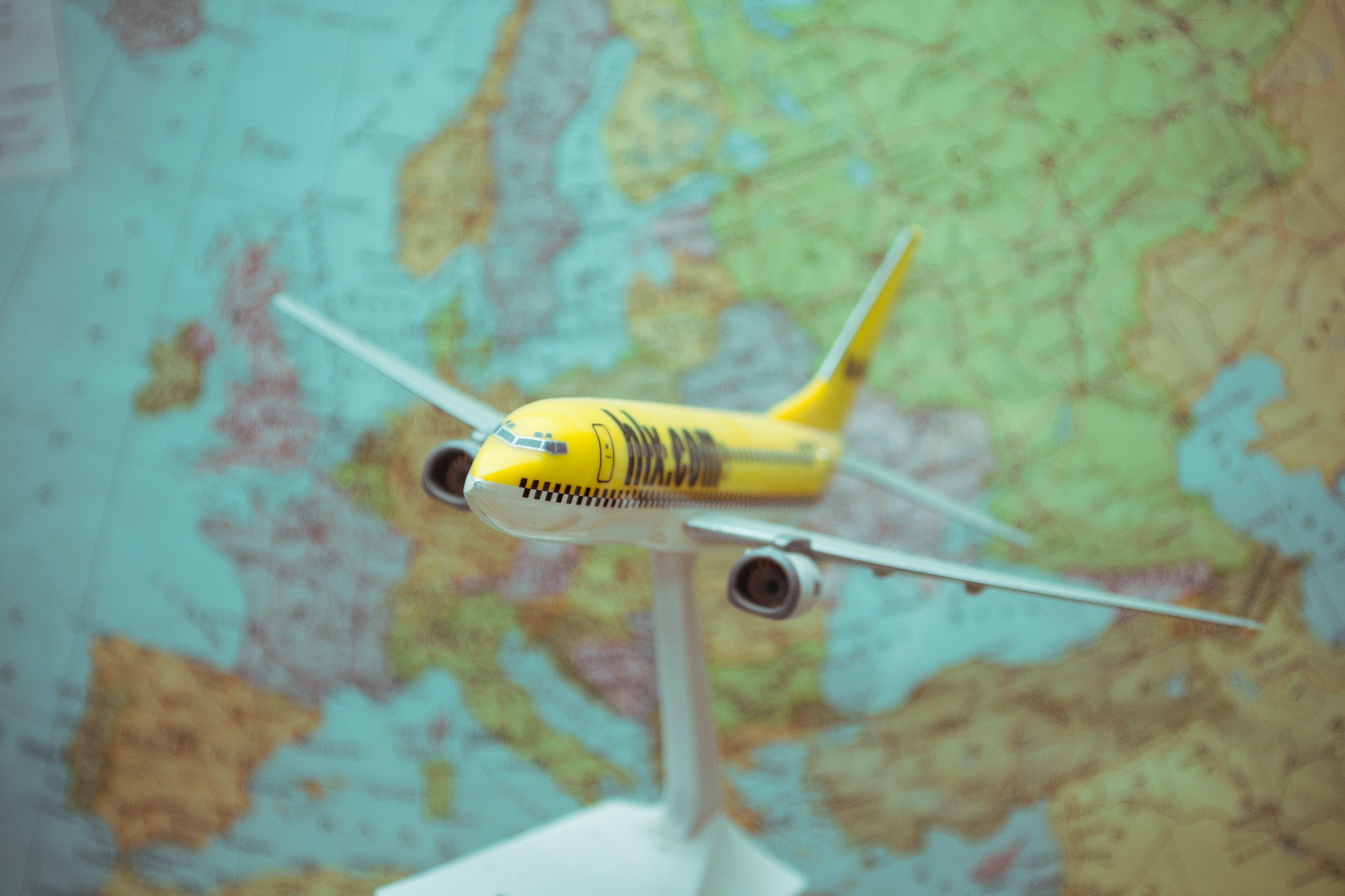 Free stock photo of airplane, europe, European Union, flight