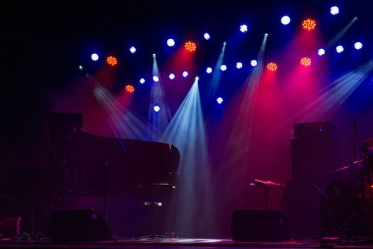 Free stock photo of festival, music, piano, concert