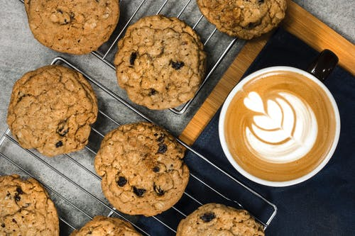 Fotos de stock gratuitas de arte latte, café, comida