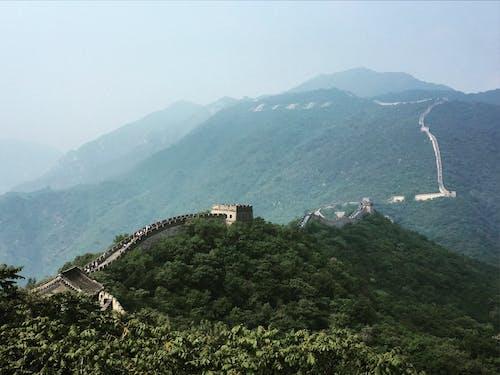 アジア, 中国, 山岳, 山脈の無料の写真素材