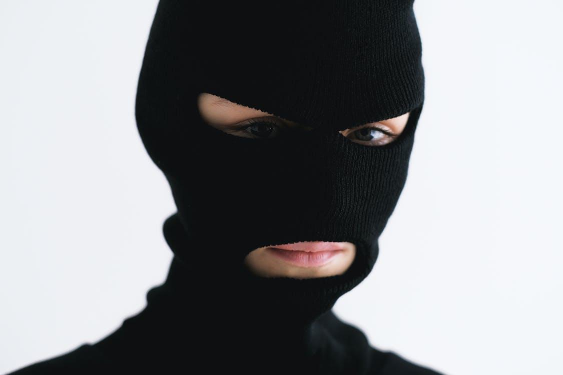 Gratis stockfoto met anoniem, bivakmuts, boos