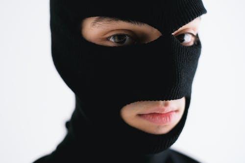 Fotos de stock gratuitas de anónimo, bandido, cara