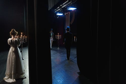 People On Stage