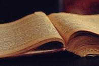 vintage, old, book