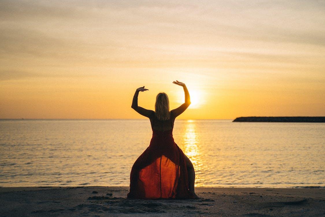 Безкоштовне стокове фото на тему «асана, баланс, берег»