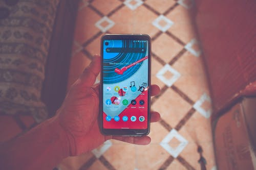 Free stock photo of android, android11, bokeh