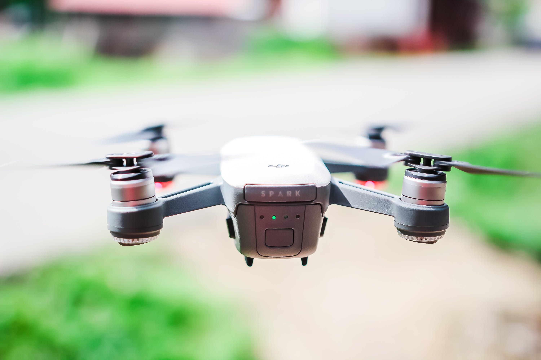 Black Spark Quadcopter