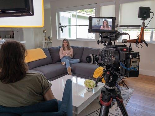 Photos gratuites de cinématographie miami, production vidéo commerciale, vidéos de tournage