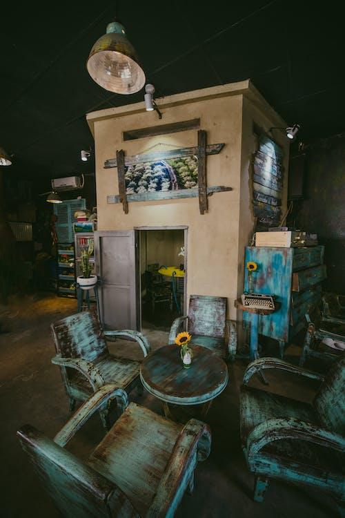 Kostenloses Stock Foto zu café, kaffee, vintage