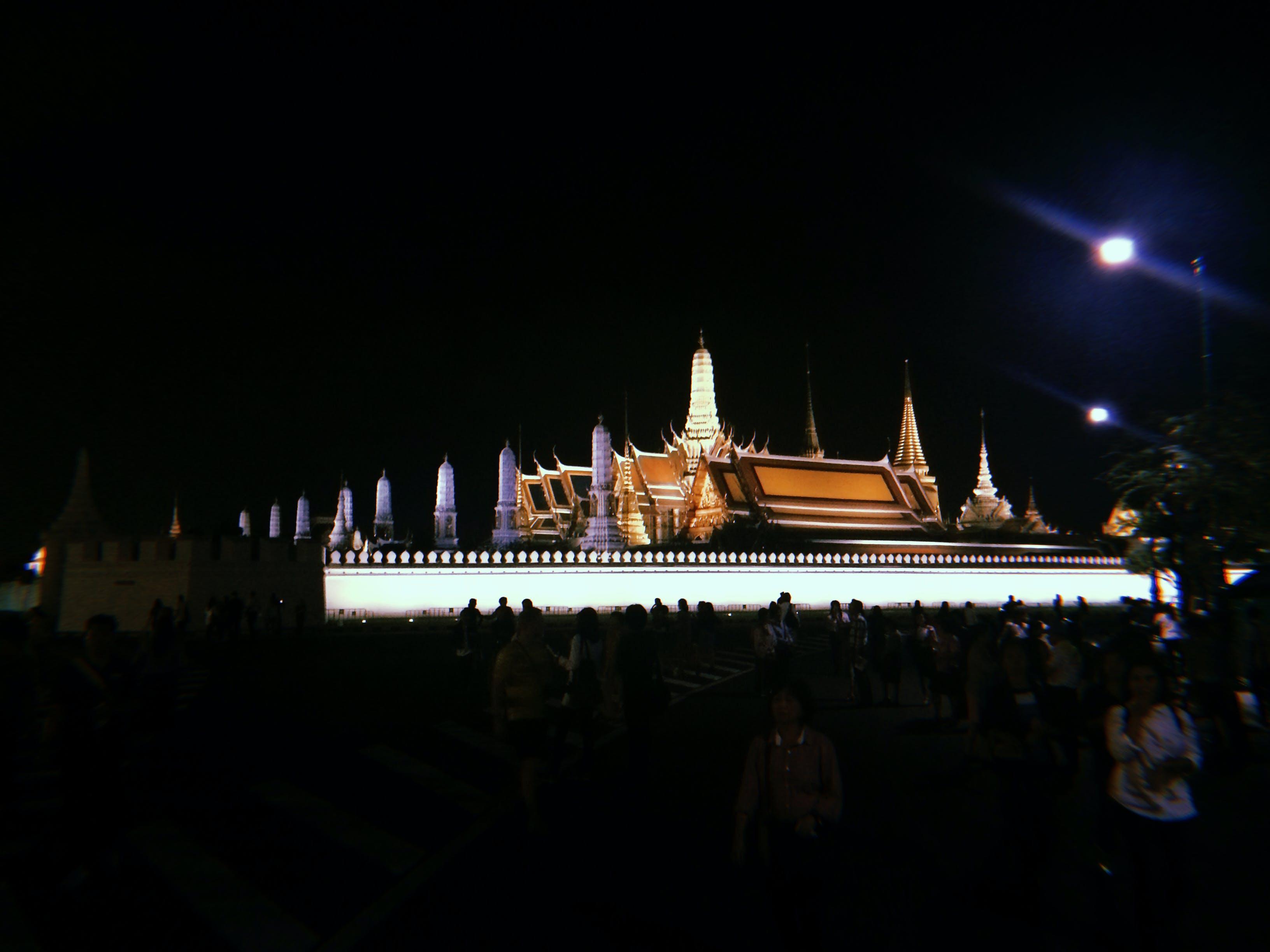 Free stock photo of Bangkok, king, love, night