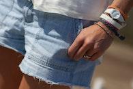 fashion, person, shorts