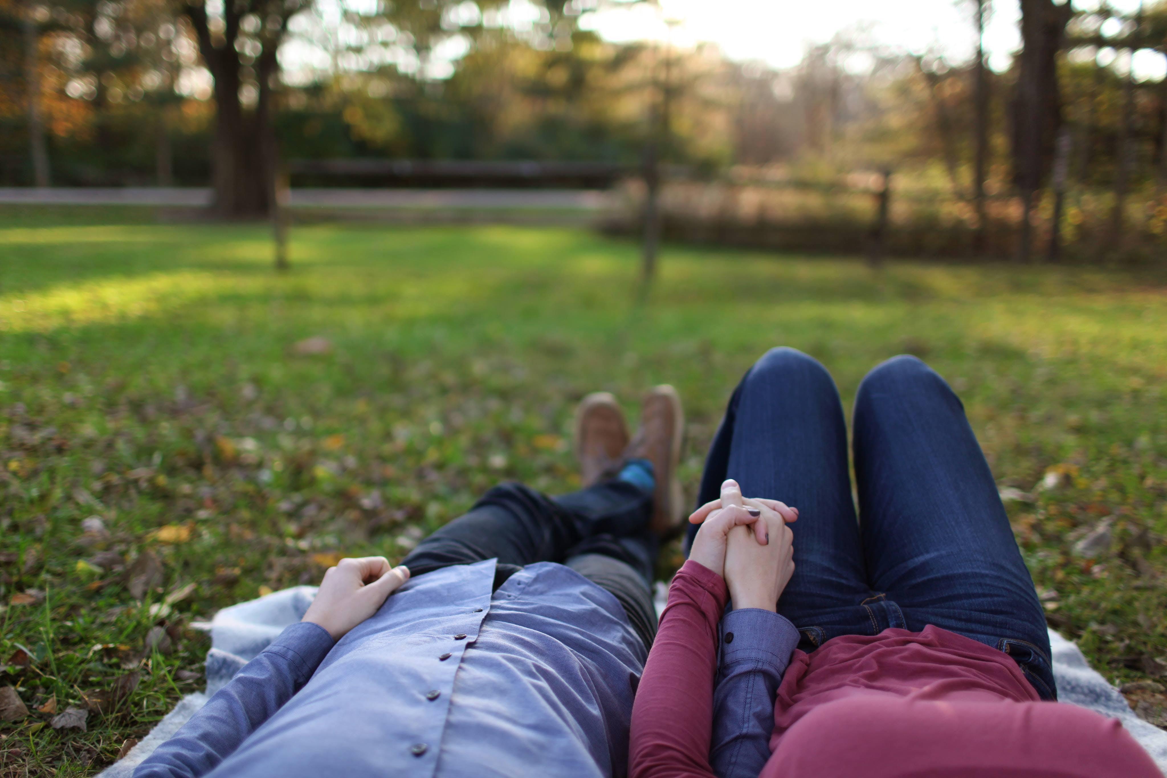 Ảnh lưu trữ miễn phí về cặp vợ chồng, cặp đôi lãng mạn, cặp đôi trẻ, cây