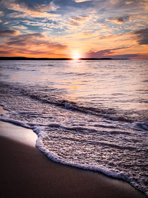 가벼운, 경치, 모래의 무료 스톡 사진