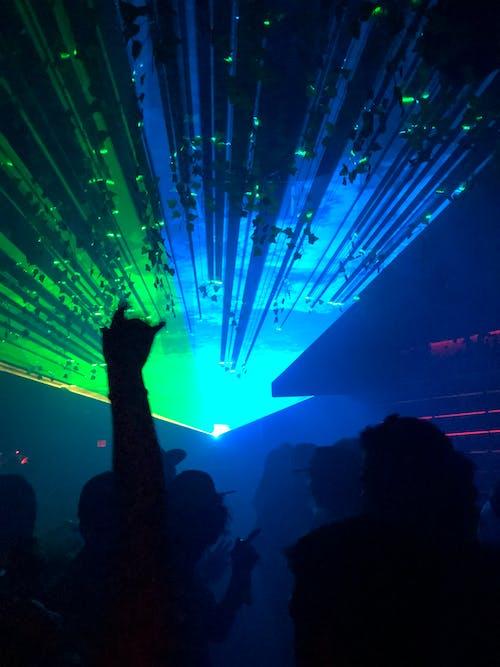 Kostenloses Stock Foto zu club, clubbing, clubing