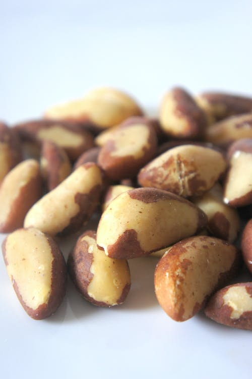 Free stock photo of Brazil nuts, nuts