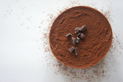 Close-up Photography of Cocoa Powder
