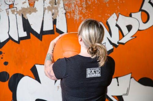crossfit健身房, crossfit女人, workingout 的 免费素材图片