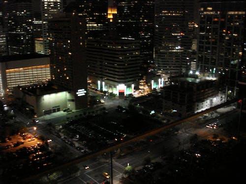 Free stock photo of downtown houston