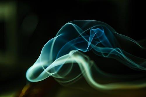 Безкоштовне стокове фото на тему «дим, зелений, кольори, крива»