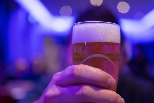 alkol, alkollü içki, bardak, bira içeren Ücretsiz stok fotoğraf