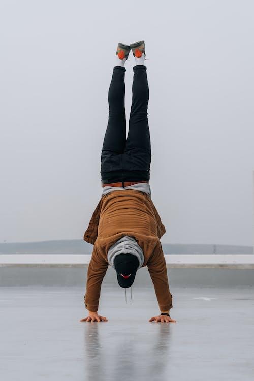 Gratis stockfoto met actief, balans, buiten