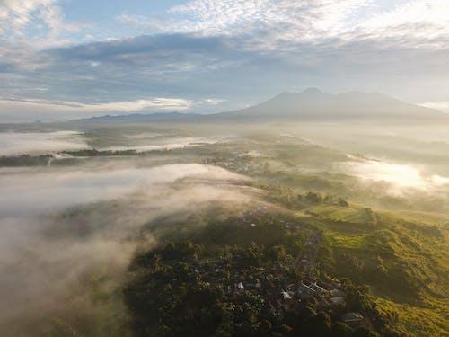Δωρεάν στοκ φωτογραφιών με Ανατολή ηλίου, βουνό, δύση του ηλίου, εναέρια άποψη