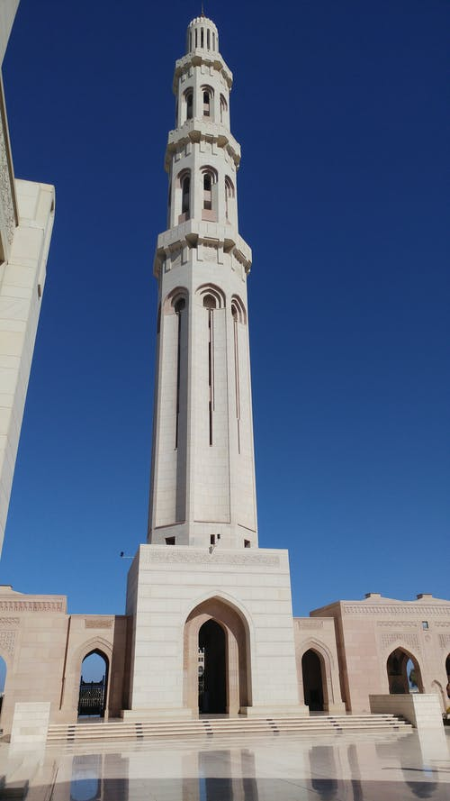 Ingyenes stockfotó építészet, közel-kelet, mecset témában
