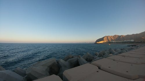 Ingyenes stockfotó hotel, közel-kelet, öböl, óceán témában