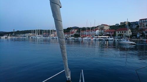 Ingyenes stockfotó csónakok, dugi otok, Horvátország, jachtkikötő témában